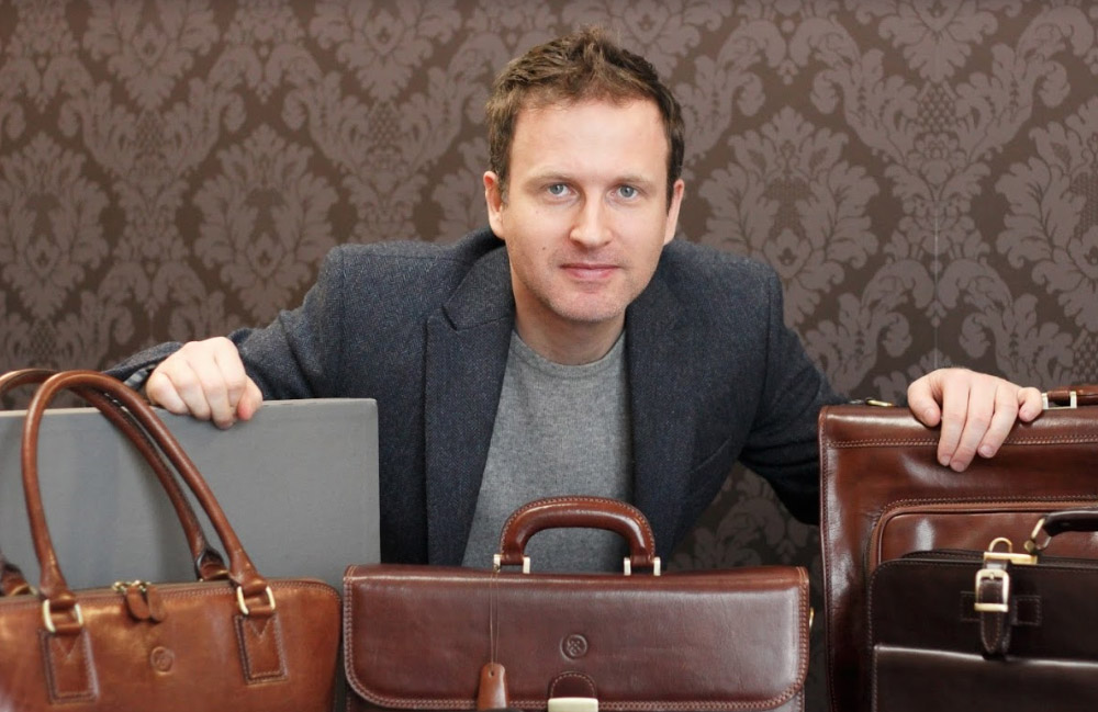 York bag retailer goes global via e-commerce